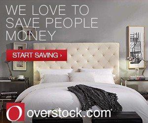 overstock promos