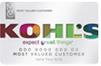 Kohls MVC Card